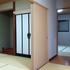 洋間や廊下と和室の境の扉